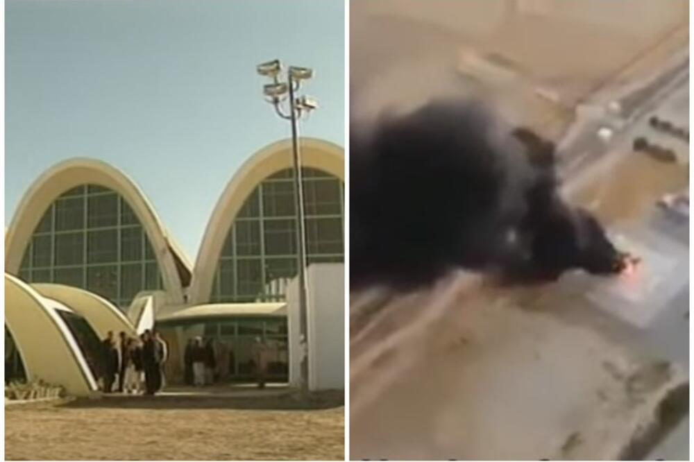 Три ракети го погодија аеродромот во Кандахар, Tалибанците се огласија: Го гаѓавме затоа што непријателот од таму удира на нас! (ВИДЕО)