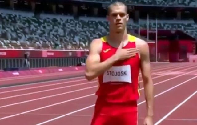 Стојоски со личен рекорд на 400 метри заврши на 38.место (ВИДЕО)