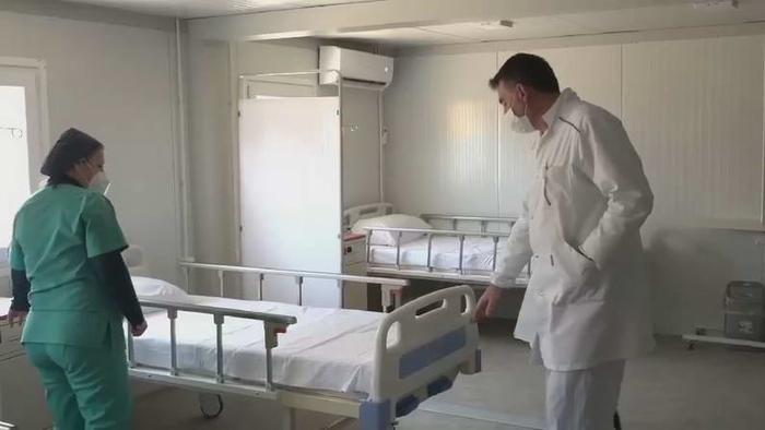 Во болниците се лекуваат 760 болни од ковид-19
